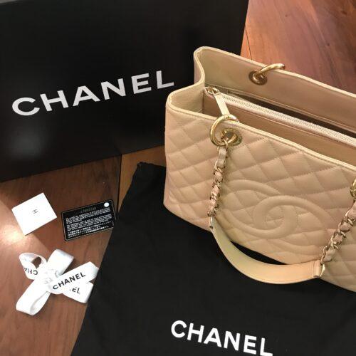 Chanel modello Shopping Tote Bag