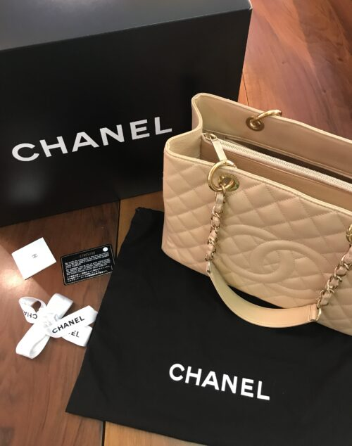 Chanel modello Shopping Tote Bag