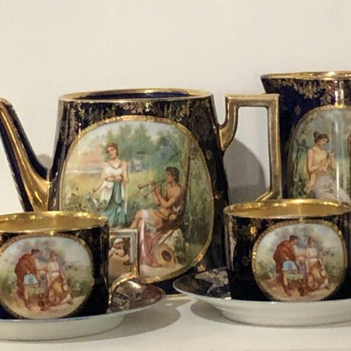 Porcellana Vienna