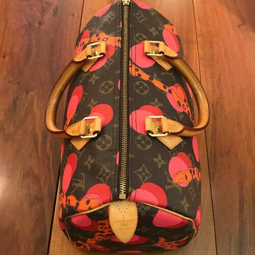 Louis Vuitton Bauletto Speedy