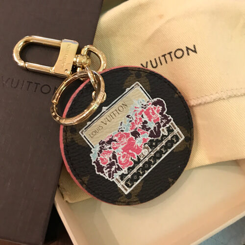 Louis Vuitton Portachiavi e Charm per Borse