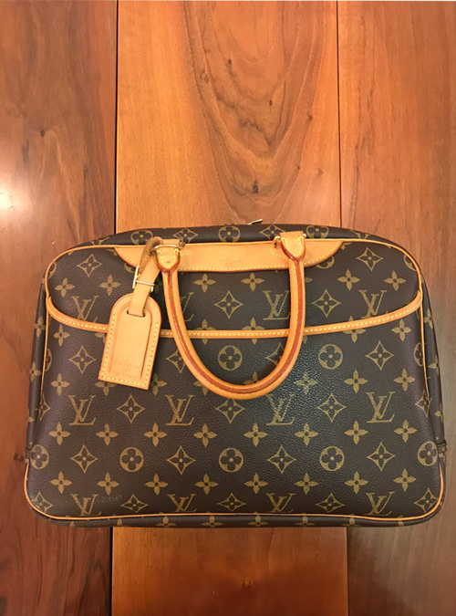 Louis Vuitton Deauville GM