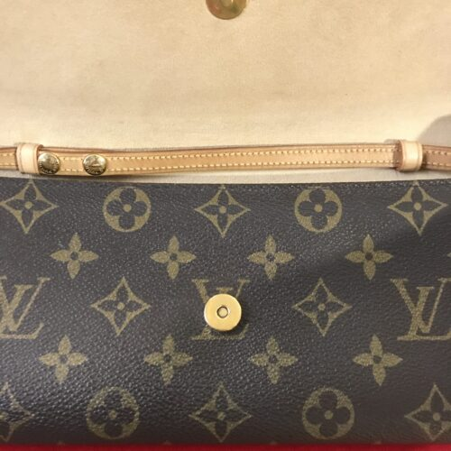 Louis Vuitton tracollina piatta