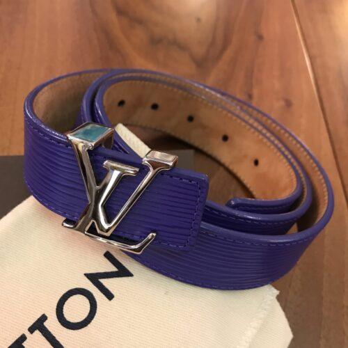 Louis Vuitton Cintura in pelle Epi