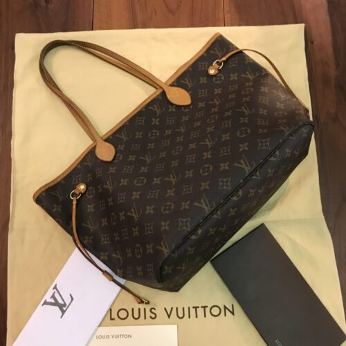 Louis Vuitton modello Neverfull MM