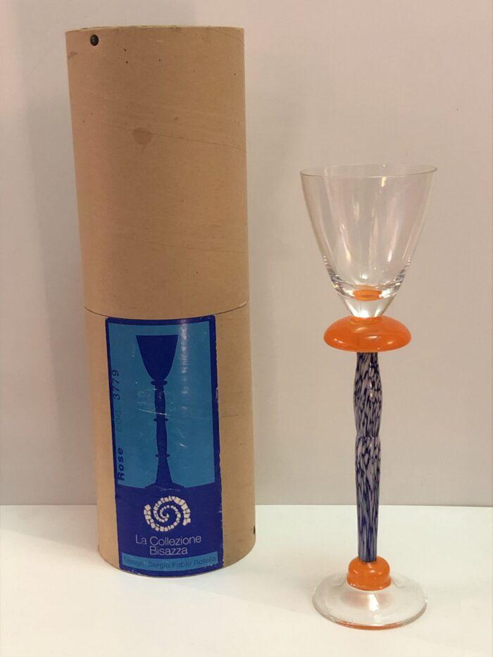 Bicchieri Murano: design Rotella