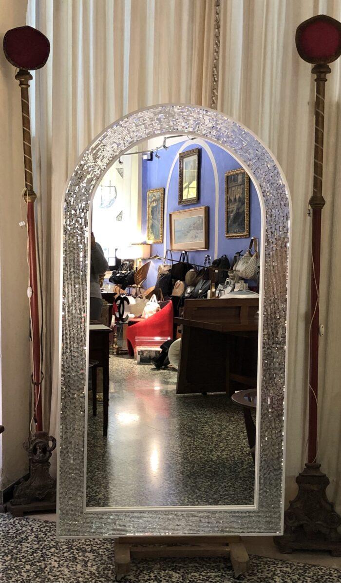 Specchiera a Mosaico