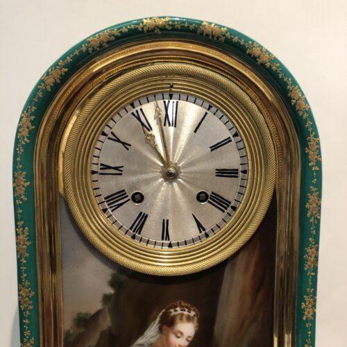 Orologio in Porcellana
