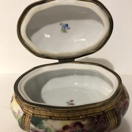 Scatole in Porcellana