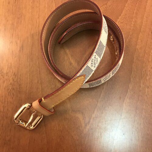 Louis Vuitton Cinturina Azur