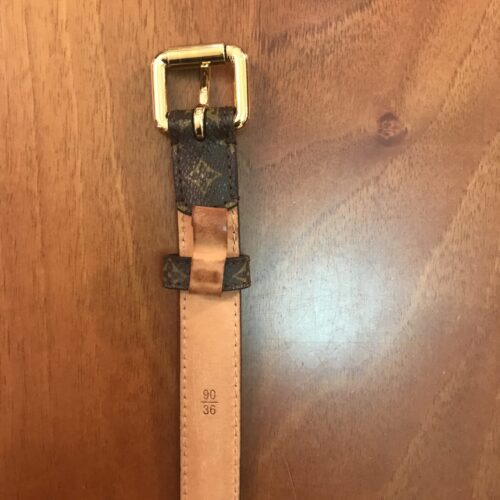 Louis Vuitton cinturina Monogram
