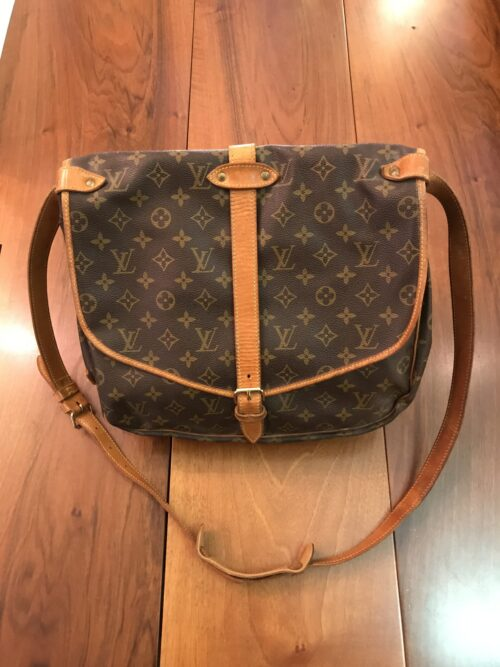 Louis Vuitton Samur