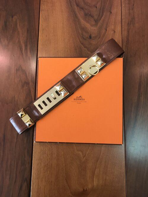 Hermes Cintura Collier De Chien