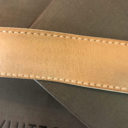 Louis Vuitton cintura Azur