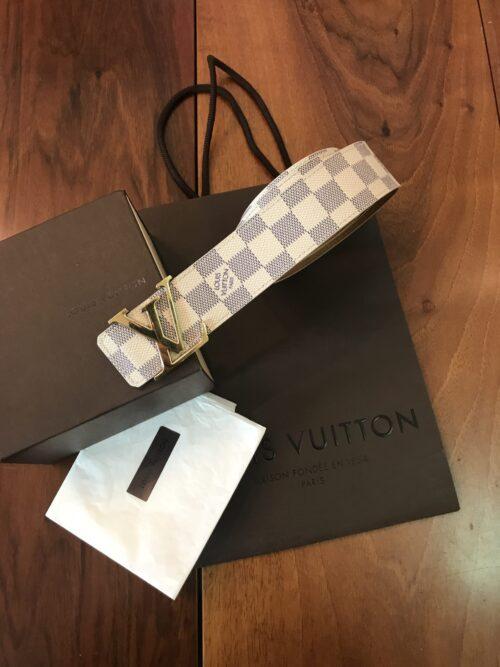 Louis Vuitton Cintura Initiales Azur