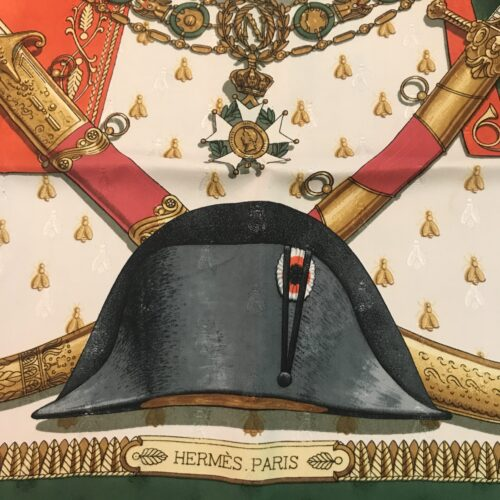 Hermes Foulard Napoleon