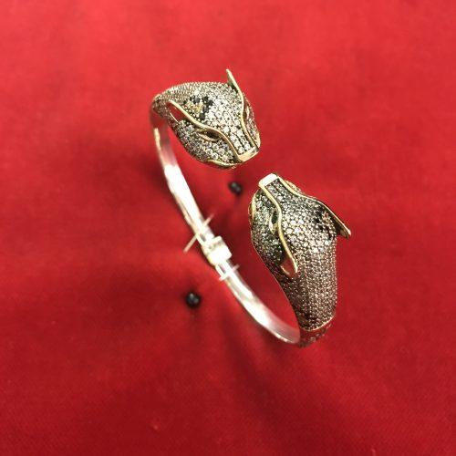 Bracciali in Argento con cristalli Swarovsky