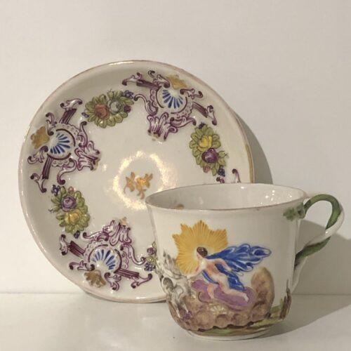 Porcellana Tazze