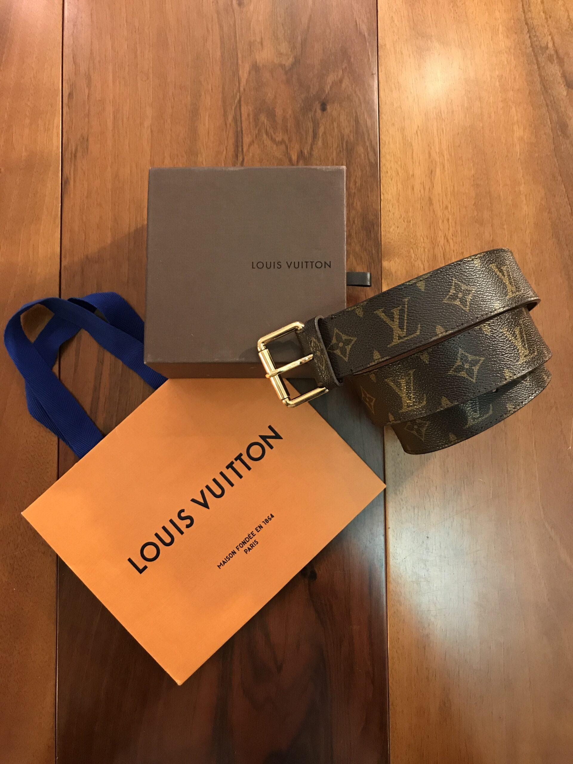 Louis vuitton Cintura Monogram