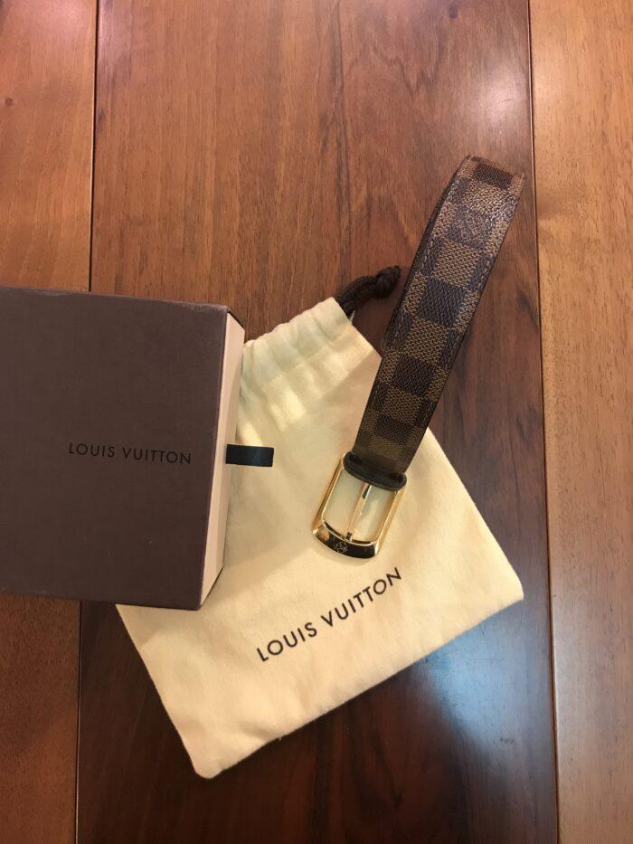 Louis Vuitton Cintura Damier