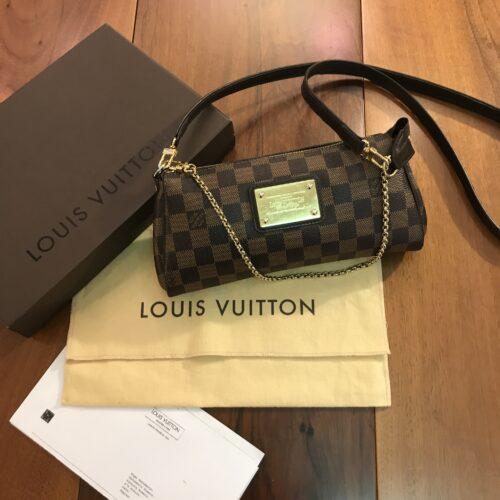Louis Vuitton modello Eva damier
