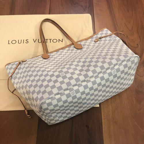 Louis Vuitton Neverfull Gm Azur