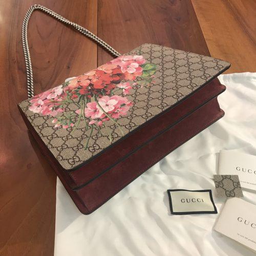 Gucci Tracolla Modello Dionysus Serie Limitata Blooms