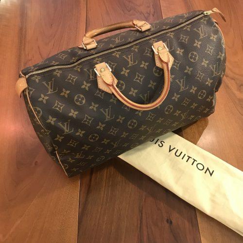 Louis Vuitton modello Speedy 40 Monogram
