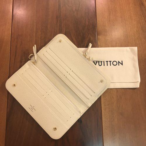 Louis Vuitton Portafoglio Insolite Azur