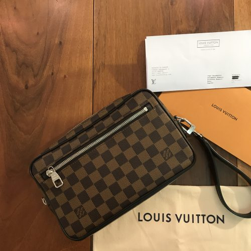 Louis Vuitton Pochette modello Kasai