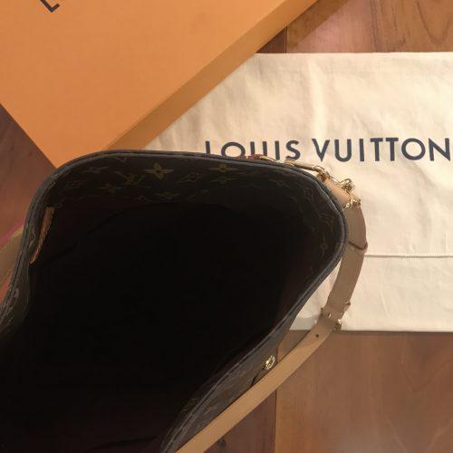 Louis Vuitton Tracolla modello Melie