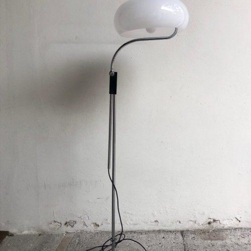 Lampada a piantana estensibile, Anni '70